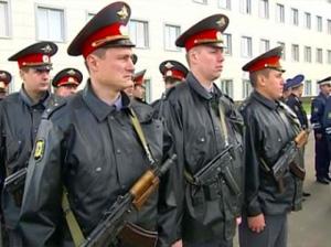 Обеспечение безопасности полицией Красногорска в день города!