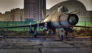 Красногорский музей техники получит для реставрации самолёты с Ходынки!