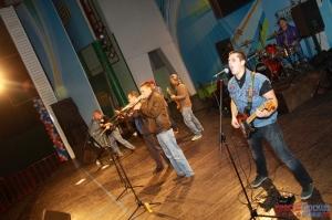 Рок-концерт Blacksmiths MC Krasnogorsk приуроченный ко дню города Красногорска 2011