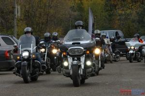 Закрытие мотосезона 2011 в Красногорском районе!