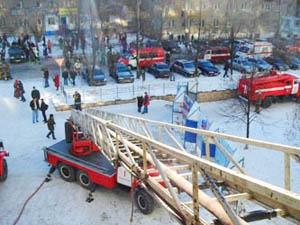 Спасибо Красногорским пожарным за самоотверженные и слаженные действия!