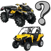ПАМЯТКА: Чем отличается квадрОцикл от квадрИцикла и что нужно регистрировать?