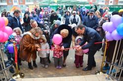 В Путилково Красногорского района открылся новый детский сад на 225 мест.