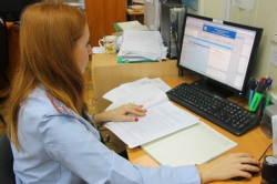 Подмосковная Госавтоинспекция обращает внимание граждан на удобство получения государственных услуг через Интернет.
