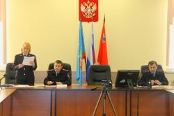 Отдел Государственной автоинспекции подвел итоги служебной деятельности за 2015 год.
