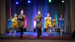 """В ДК """"Опалиха"""" прошел торжественный праздник ко Дню защитника Отечества."""