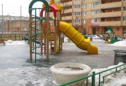 Опасные детские площадки Нахабино!