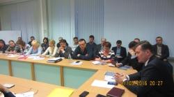 Встреча главы Красногорска с жителями Павшинской Поймы прошла в ритме конструктивного диалога.