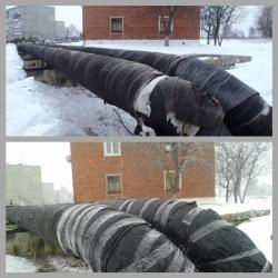 Около 900 объектов теплового хозяйства проверено в Подмосковье.