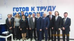 В Красногорске торжественно открыли центр тестирования ГТО.
