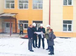 Завершается реконструкция детского сада на 180 мест в Красногорске.