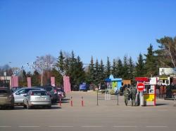 По просьбам жителей Госадмтехнадзор проверил въезд на Митинское кладбище.