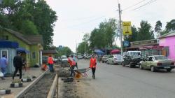 """В Красногорске будет реализован большой проект по строительству транспортно-пересадочного узла на платформе """"Опалиха""""."""