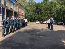 Особый контроль на территории Красногорского района.