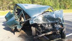 В результате ДТП на 29 км автодороги А-107 ММК Можайско-Волоколамского направления погиб водитель автомашины ВАЗ-21074.