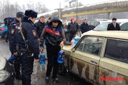 Татьяна Витушева: Подмосковная полиция помогает поддерживать чистоту и благоустройство в регионе!