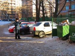 За неделю Госадмтехнадзор выявил более 800 нарушений чистоты и порядка.