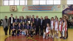 В Красногорске прошел Международный турнир по баскетболу!