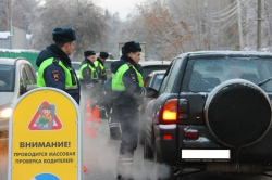 ГИБДД по Красногорскому району продолжает массовые проверки.