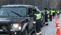 В Красногорском районе продолжается проведение сплошных проверок на дорогах.