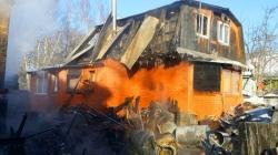 Не соблюдение правил пожарной безопасности ведет к беде!