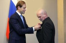 Работники «Швабе» удостоены медалей ордена «За заслуги перед Отечеством».