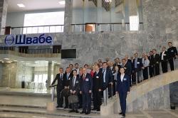 Холдинг «Швабе» обсудил вопросы сотрудничества с австрийскими предпринимателями.