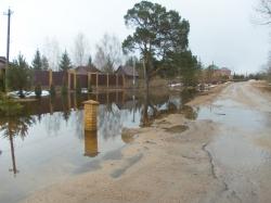 Госадмтехнадзор выявил около 100 подтоплений в Московской области.