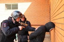 В Московской области сотрудники росгвардии задержали подозреваемого в краже.
