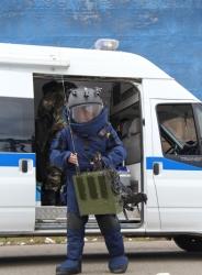 Сотрудники ОМОН Росгвардии по Московской области обезвредили в г. Красногорск две боевые гранаты.