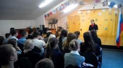 Сотрудники УМВД России по Красногорскому району провели антинаркотическую беседу со школьниками.