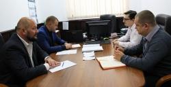 Начальник УМВД России по Красногорскому району совместно с председателем Общественного совета при УМВД провел приём граждан.