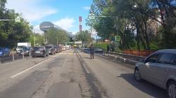 """На 20 км Волоколамское шоссе"""" мотоциклист совершил наезд на 15-летнего подростка на пешеходном переходе!"""