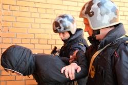 В мкр Нахабино городского округа Красногорск сотрудники вневедомственной охраны Росгвардии задержали грабителя «по горячим следам»!