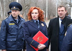 Татьяна Витушева: более 10 тысяч автомашин изгнал Госадмтехнадзор с подмосковных газонов.