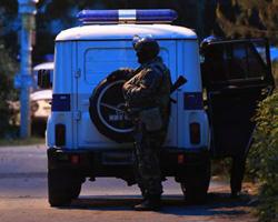 Почти 1.000 человек были эвакуированы из учебного заведения Красногорска из-за угрозы взрыва.