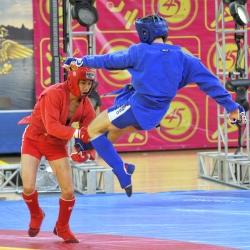 В Москве стартовал 4-й чемпионат МВД России по боевому самбо.