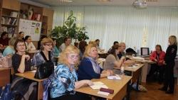 Сотрудники УМВД России по г.о. Красногорск приняли участие в круглом столе для классных руководителей и социальных педагогов.