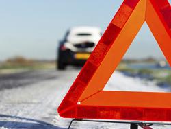 На 21 км автодороги М-9 «Балтия» в городском округе Красногорск произошло столкновение двух автомобилей.