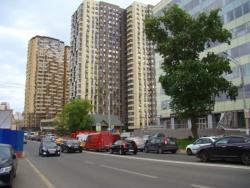 Затор на перекрестке Волоколамского и Ильинского шоссе ликвидируют в июле.