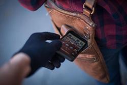 Полицейские УМВД России по г.о. Красногорск задержали подозреваемого в краже мобильного телефона!