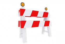 На территории Брусчатого поселка временно изменится организация дорожного движения!