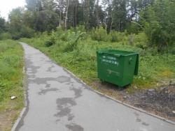 Леса Красногорска станут чище!