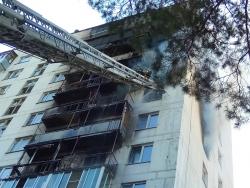 Радий Хабиров о большом пожаре на улице Комсомольской в Красногорске, где пострадали больше 10 квартир!