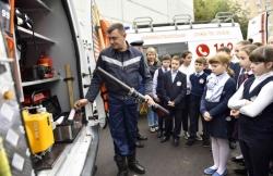 Более 1260 сотрудников пожарно-спасательных подразделений Московской области обеспечат безопасность в «День Знаний».