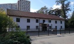 В Красногорске покажут деревянный башмак военнопленного.