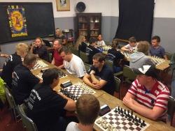 В Красногорске начался международный шахматный турнир.