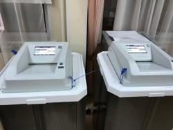 В Красногорске завершилось голосование и начался подсчет голосов.