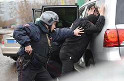 Сотрудники УМВД России по г.о. Красногорск задержали мужчину, находящегося в федеральном розыске.