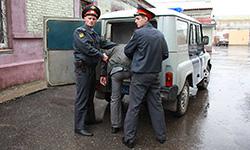 В Красногорске сотрудники полиции изъяли амфетамин.